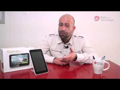 La Pixxo a GoGo. una tablet para ideal para viajeros.