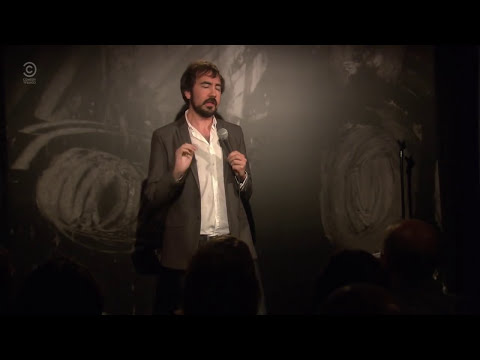 Stephen Carlin on The Alternative Comedy Experience - Comedy Central UK