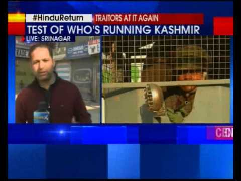 Separatists Call for Shut Down on Composite Townships' for Kashmiri Pandits