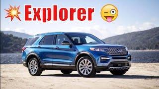 2020 ford explorer xlt | 2020 ford explorer limited | 2020 ford explorer reveal | Buy new cars