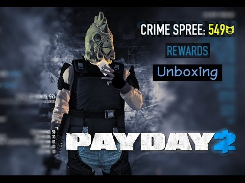 Payday exp mission
