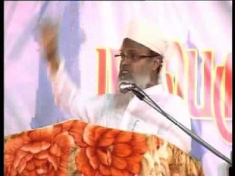 Tamil Bayan - Hadeesgalai Marukkum Madhab Maruppalargalin Nilai 1 2 video