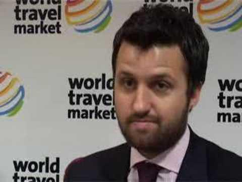 John Sotirakos, Development Manager, Porto Zante @ WTM 2007