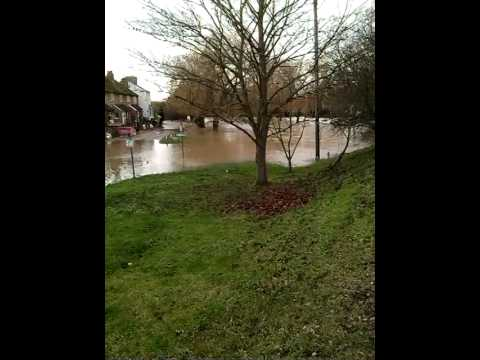 London Colney floods 2.