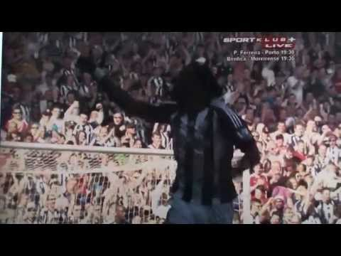 WBA vs Manchester United goals (short) 19/5/2013