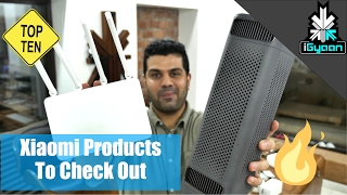 Top 10 Xiaomi Products Not Selling in India To Check Out
