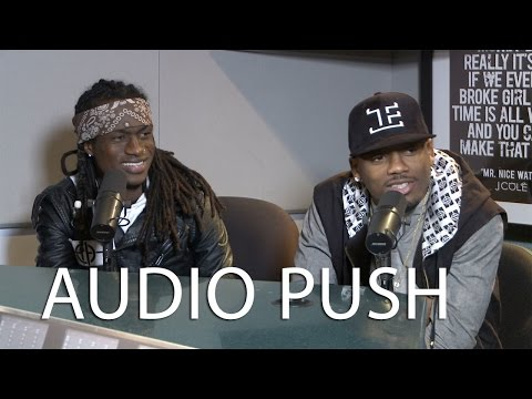 Audio Push @AudioPush x <a href=