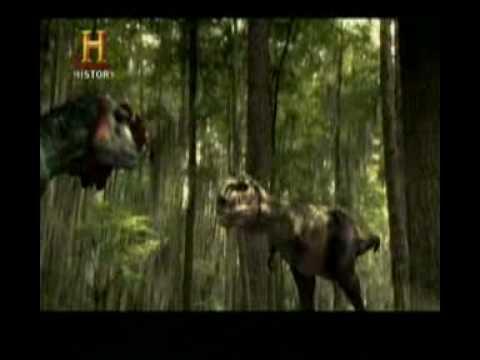 Mundo Jur�sico: Dinosaurio Canibal: Parte 6 de 7