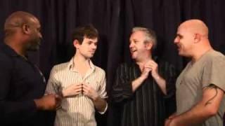 Christopher Rithin, Errol Clark, Christopher Fosh Improv.