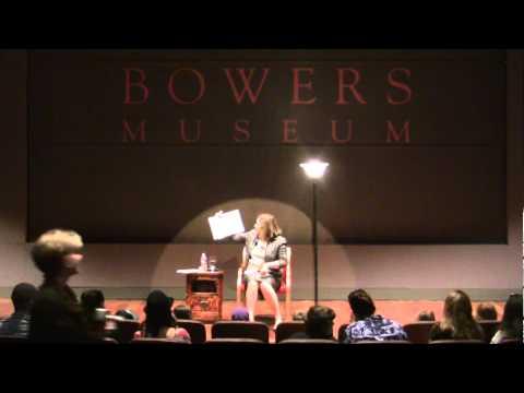"Congresswoman Loretta Sanchez Reads Maurice Sendak's ""Where the Wild Things Are"""