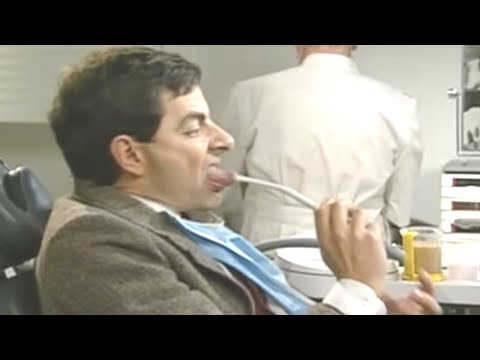 Mr. Bean - At the Dentist
