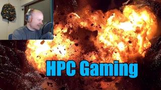 Hydraulic Press Channel Gaming Live Stream