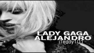 Lady GaGa - Alejandro [MP3/Download Link] + Full Lyrics