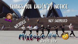 THINGS YOU DID(N'T) NOTICE in Mixtape #4 Street Ver. / Stray Kids