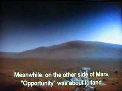 Roving Mars Part 2 - IMAX