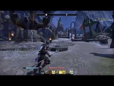 The Elder Scrolls Online #5 - Русская гильдия и Смерть Молага Бала