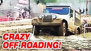 Crazy Off Roading 4x4 Extreme | Mahindra Adventure