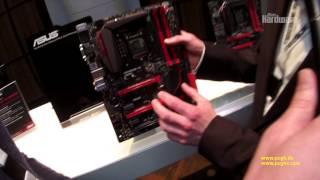 ASUS ROG   Neue ROG-Boards mit Z97 - plus Maximus VII Ranger vorgestellt