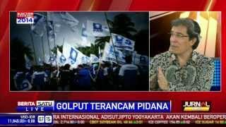 Dialog: Golput Terancam Pidana
