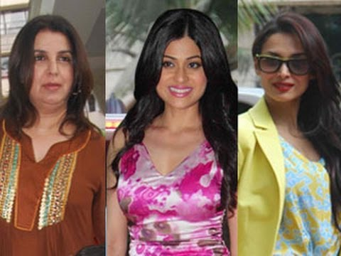 Celebs at Shilpa Shetty's BABY SHOWER