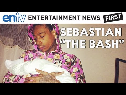 Wiz Khalifa and Amber Rose Give Birth To Baby Sebastian 
