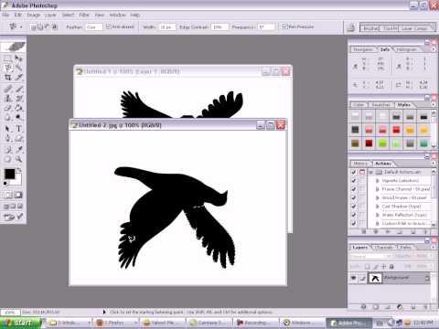 درس عمل طائر متحرك