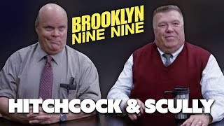 Best of Hitchcock and Scully | Brooklyn Nine-Nine | Comedy Bites