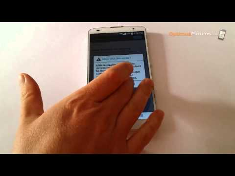 How to root the LG G Pro 2 guide tutorial