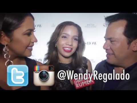 Wendy Regalado - Latino Show Magazine