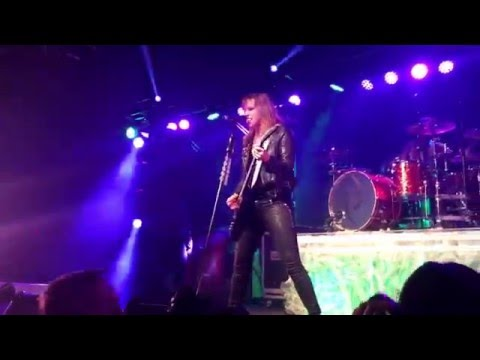 Halestorm - Mz. Hyde LIVE [HD] 04/07/2016 Ritz Raleigh