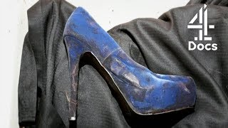 Man Stabbed to Death with a Shoe in Self-Defense - Science Shows Otherwise