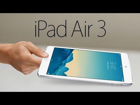 Apple iPad Air 3: Rumors & Expectations (2015)