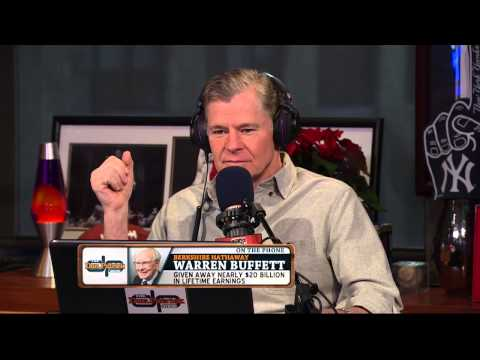 Warren Buffett on The Dan Patrick Show (Full Interview) 12/15/14