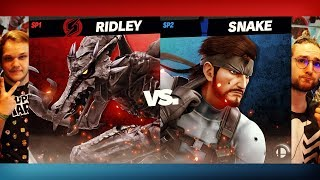 Ridley vs. Snake - Super Smash Bros. Ultimate - Gameplay Einblicke - Nintendo Post E3 | Scarly