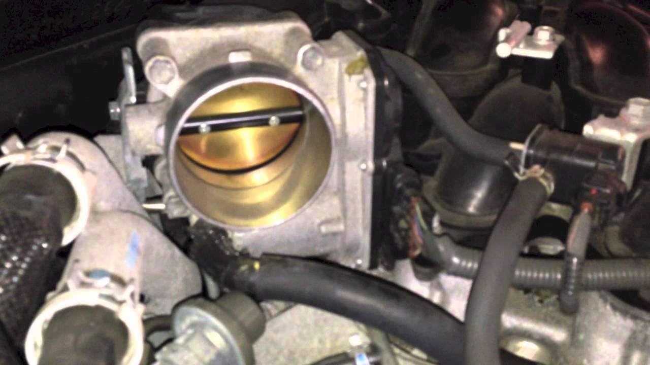 2006 2012 Lexus Is250 Spark Plug Change Diy Youtube