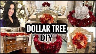 Dollar Tree DIY   Fall Decor Ideas 2018   DIY Home Decor
