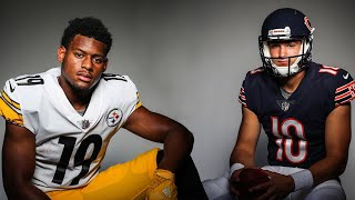 JuJu, James Conner, & 2017 Rookies Journey from Combine Prep to the Draft