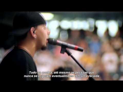 Linkin Park - P5HNG me a*Wy (Live In Texas)   Legendado em pt-BR