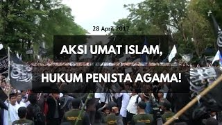 AHOK BEBAS? Aksi Umat Islam Solo Raya, Hukum Penista Agama!