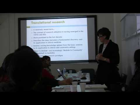 Implementation Science and Research Skills Part 1