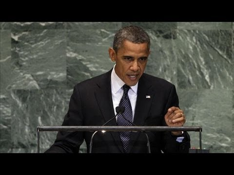 Obama on Syria at UN General Assembly