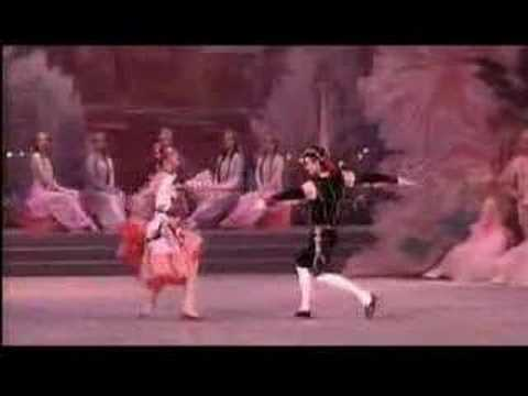 The Nutcracker - Act 2 - Spanish Dance (chocolate) video