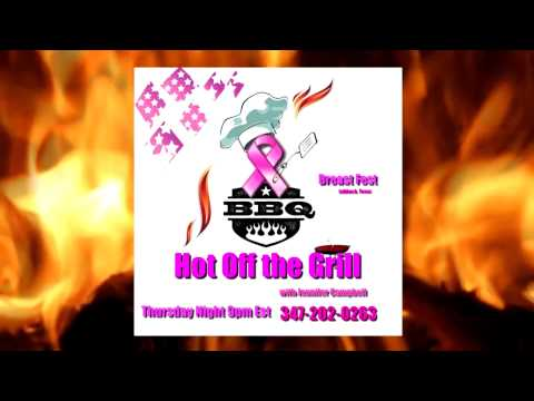 Hot off the Grill with Jennifer Campbell