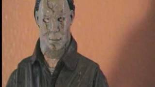 freddysnightmares Michael Myers remake 7 inch figure review