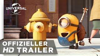 Minions - Trailer #1 deutsch / german HD