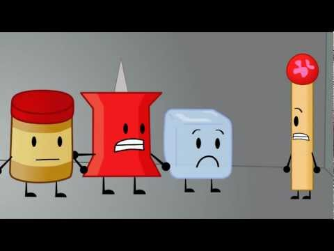 My BFDI fan Animation