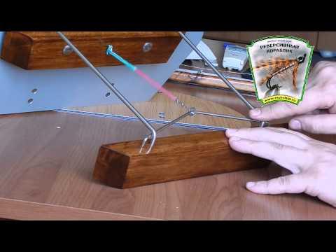 как сделать саночки-кораблик для рыбалки