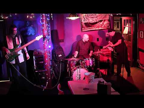 Chris Stovall Brown Trio Live @ Smoken Joes BBQ & Blues 3/2/12