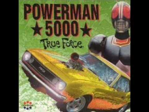 Powerman 5000 - My Tongue Is My Life