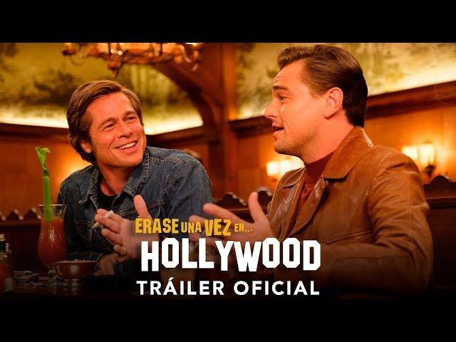 ÉRASE UNA VEZ EN... HOLLYWOOD. Tráiler oficial HD en español. Ya en cines. thumbnail